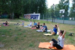 Joga Event Górki Zachodnie Gdańsk, 22 czerwca 2013