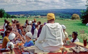 Yogi Bhajan Hacienda de Guru Ram Das